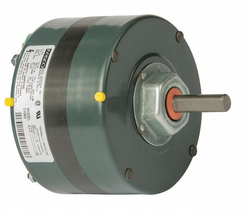"1/6 hp 1600 RPM CCW 5"" diameter 277V (American Air filter) Fasco # D1065"