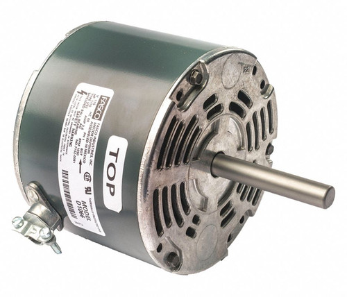 "Fasco D1066 Motor | 1/10 hp 1050 RPM CW 5"" diameter 115 Volts (Butler Ventilator)"