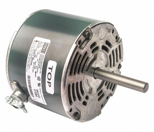 "1/10 hp 1050 RPM CW 5"" diameter 115V (Butler Ventilator) Fasco # D1066"