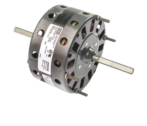 "Fasco D1069 Motor | 1/10 hp 1040 RPM 2-Speed 4"" Diameter 115 Volts (Champion Cooler)"