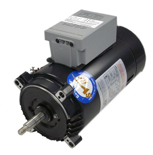 STG1202A Century Guardian SVRS Pump Motor 2HP 56J 3450RPM 230 Volts