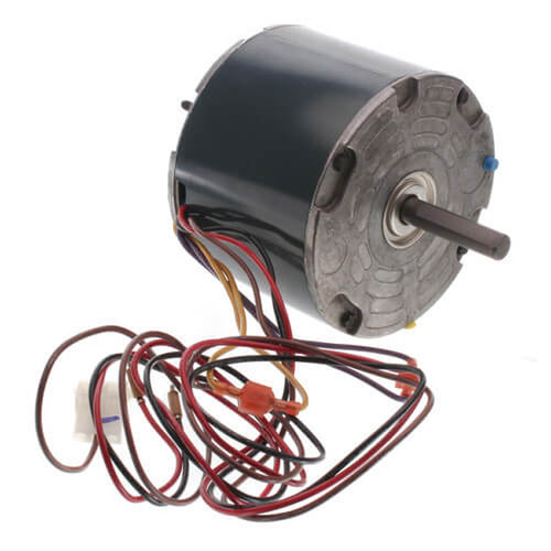 "Fasco D1071 Motor | 1/6 hp 1100 RPM 5.1"" Diameter 208-230 Volts (Heil Quaker)"
