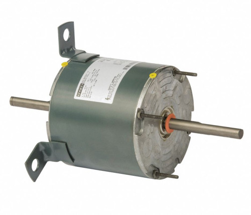 "Fasco D1081 Motor | 1/6 hp 1625 RPM 3-Speed 5.1"" diameter 115 Volts (Duotherm)"