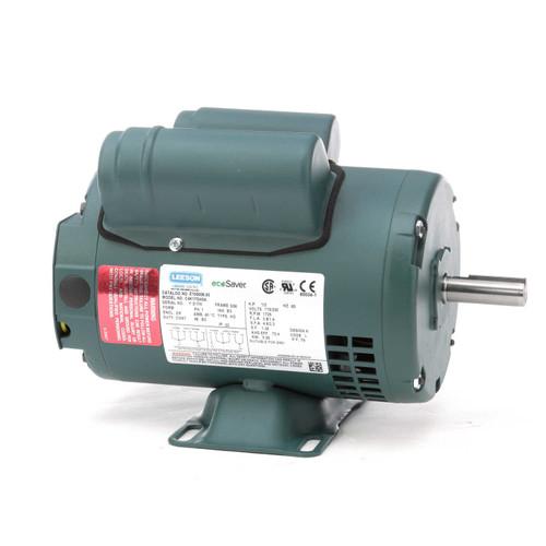 E100006.00 Leeson |  1/3 hp 1725 RPM 56 Frame 115/208-230 Volts Open Drip