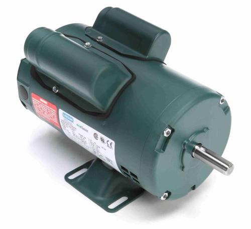 E104018.00 Leeson |  1/3 hp 1200 RPM 56 Frame 115/208-230 Volts Open Drip