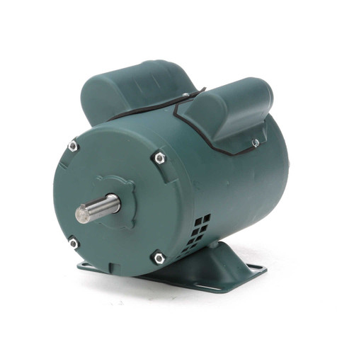 E100337.00 Leeson |  1/2 hp 3450 RPM 56 Frame 115/208-230 Volts Open Drip