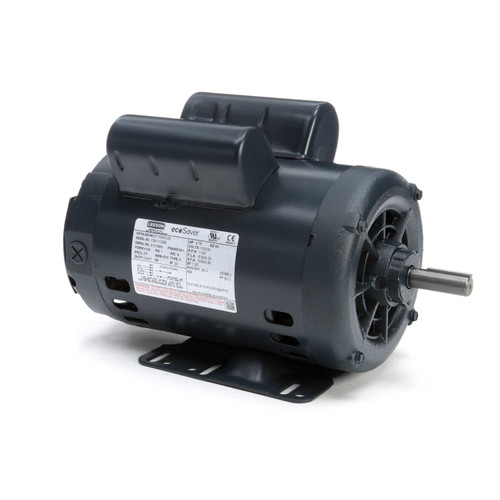 E110003.00 Leeson |  3/4 hp 1140 RPM 56H Frame 115/208-230 Volts Open Drip