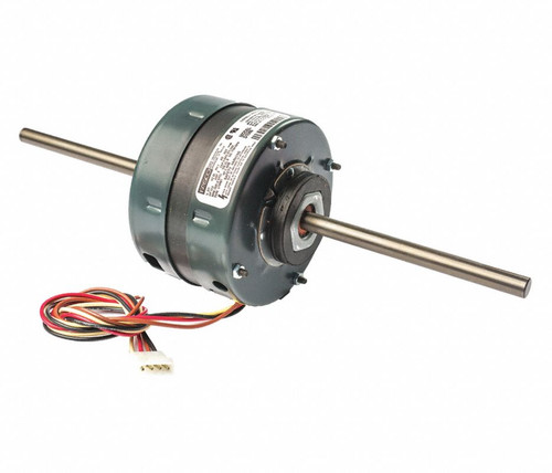 "Fasco D1086 Motor | 1/12 hp 1625 RPM 2-Speed CCW 5"" Diameter 277 Volts (GE)"