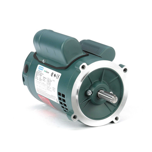 E100023.00 Leeson |  1/4 hp 1800 RPM 56C Frame ODP C-Face (no base) 115/230V
