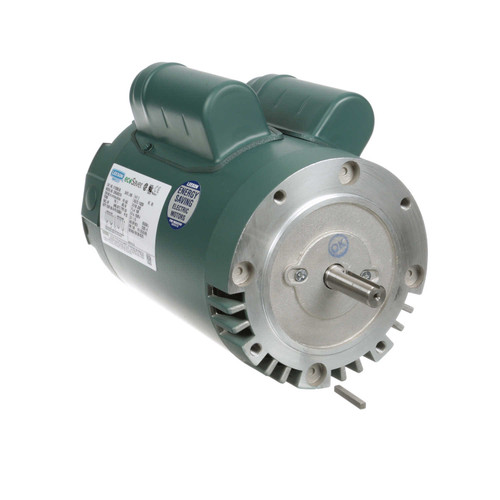 E110390.00 Leeson |  2 hp 3600 RPM 56C Frame ODP C-Face (no base) 115/230V