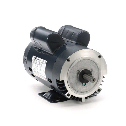 E119350.00 Leeson |  3/4 hp 1800 RPM 56C Frame ODP C-Face (rigid base) 115/230V