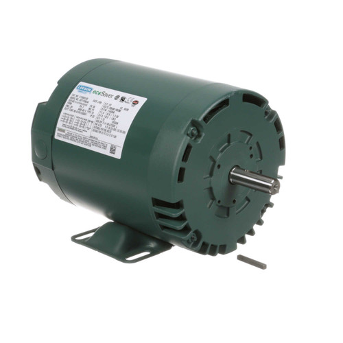 E110425.00 Leeson |  1/3 hp 1140 RPM 56 Frame 230/460 Volts Open Drip