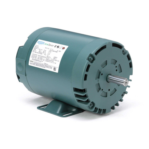 E101448.00 Leeson |  1/2 hp 3450 RPM 56 Frame 230/460 Volts Open Drip