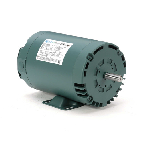 E116753.00 Leeson |  1.5 hp 3450 RPM 56 Frame 230/460 Volts Open Drip