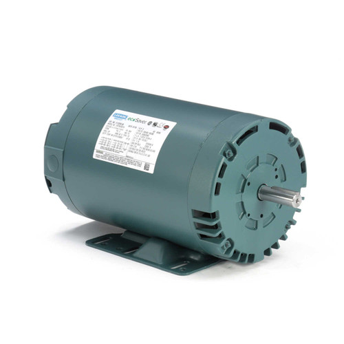 E113293.00 Leeson |  3 hp 3450 RPM 56H Frame 230/460 Volts Open Drip