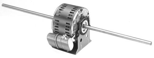 "Fasco D1090 Motor | 1/15 hp 1100 RPM CW 5.1"" Diameter 115 Volts (Trane)"