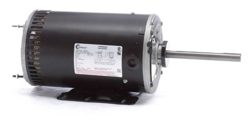 H1054AV1 Century 1.5 HP 850 RPM JuggerNaut Vertical Condenser Fan Electric Motor 460/208-230V  # H1054A
