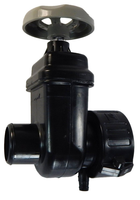 """1.5"""" Gate Valve for Waterway Above Ground Swimming Pool Pump"""