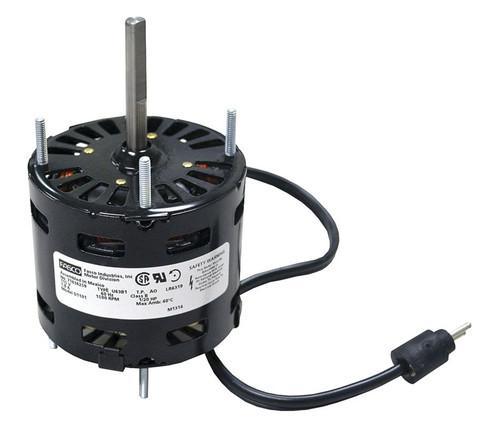 "Fasco D1101 Motor | 1/20 hp 1550 RPM CCW 3.3"" Dia 115V (Larkin Coil 253-1194)"