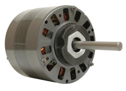 "Fasco D656 Motor | 1/8 hp 1050 RPM CW 5"" Diameter 230 Volts"