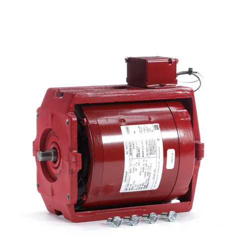 1/6 hp 1725 RPM 115V Hot Water Circulator Motor Century # HW2014BL