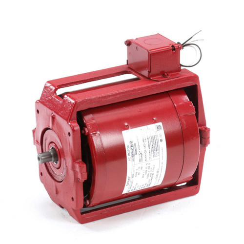 HW2014B1L Century 1/6 hp 1725 RPM 115V Hot Water Circulator Motor Century # HW2014B1L