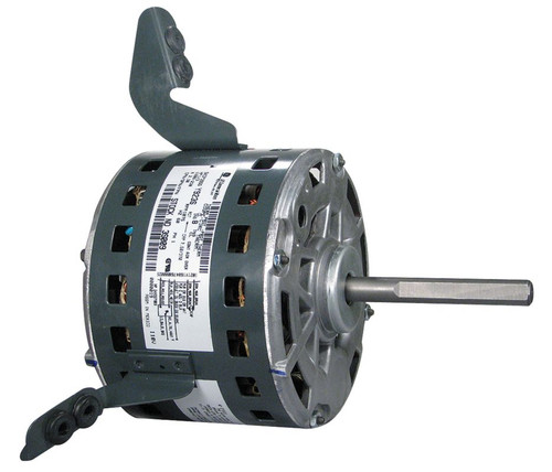 1/3 hp, 1075 RPM, 2-Spd, 208-230V Goodman Furnace Motor 5KCP39GGP993AS # 3S009
