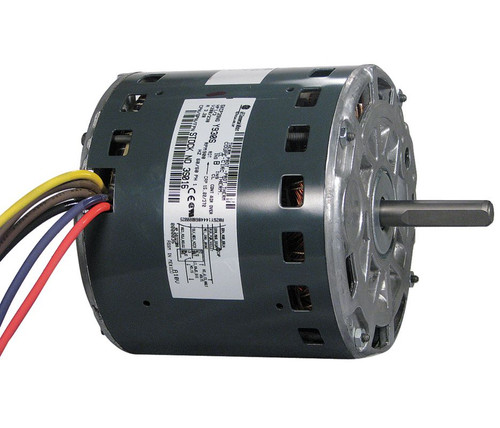 3S016 | 1/3 hp, 900 RPM, 2-Spd, 200-230V Rheem Furnace Motor 5KCP39NGV413AS