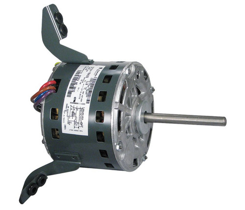 1/3 hp, 910 RPM, 2-Spd, 208-230V Goodman Furnace Motor 5KCP39HGS518DS # G3916