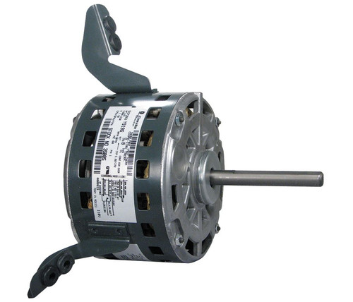 3S005 | 1/5 hp, 1075 RPM, 2-Spd, 208-230V Goodman Furnace Motor 5KCP39CGP874S