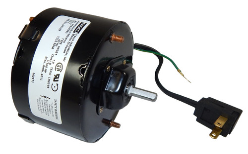 "Fasco D1109 Motor | 1/100 hp 1550 RPM CCW 3.3"" diameter 115 Volts (nutone)"