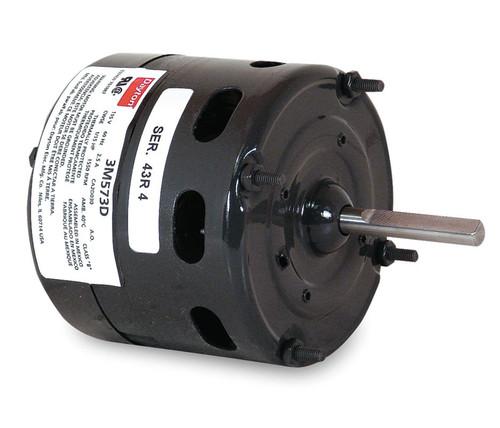 "4.4"" Fan Motor 1/15 hp, 1550 RPM, CWSE 115V Dayton # 3M573"