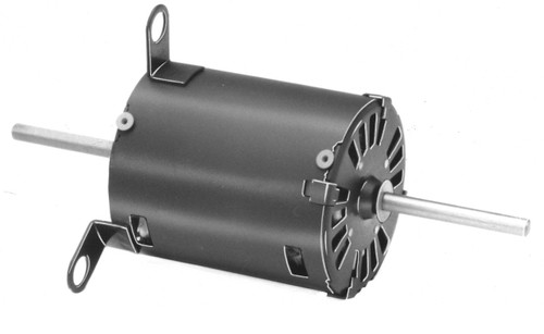 "Fasco D1112 Motor | 1/15 hp 1550 RPM 3-Speed 4"" Diameter 115 Volts (Gibson-Belding)"