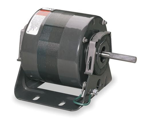 """3M581 Dayton 4.4"""" Fan Motor 1/20 hp, 1550 RPM, CWSE 115V TENV"""