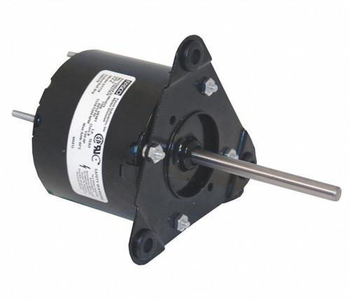 "Fasco D1118 Motor | 1/30 hp 1550 RPM CW 3.3"" Diameter 240V (Chromalox)"