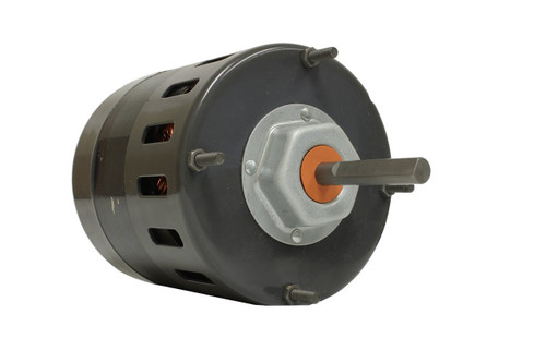 "Fasco D112 Motor | 1/10 hp 1500 RPM CW 4.4"" Diameter 115 Volts"