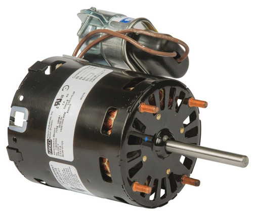 "Fasco D1123 Motor | 1/15 hp 1550 RPM CCW 3.3"" Diameter 208-230V (Heatcraft)"