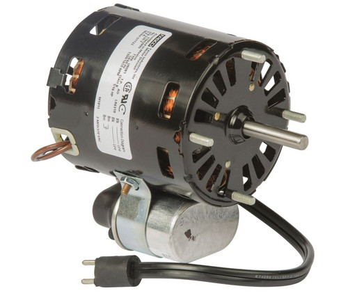 "Fasco D1122 Motor | 1/16 hp 1650 RPM CW 3.3"" Diameter 208-230V (Heatcraft)"