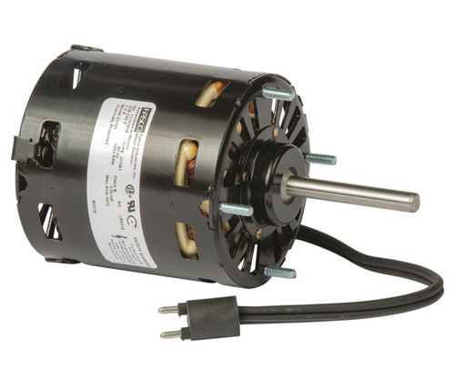 "Fasco D1121 Motor | 1/20 hp 1550 RPM CW 3.3"" Dia  208-230V (Keeprite)"