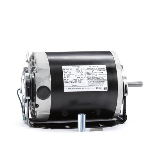 1/2 hp 1725 RPM 48 Frame 115-208/230V Belt Drive Furnace Motor Century # GF2054D