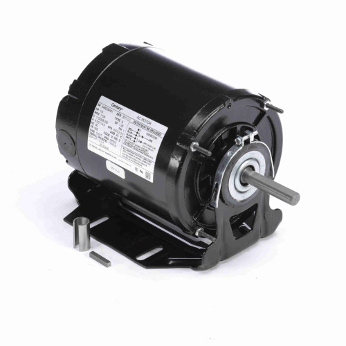 BF2034B Century 1/3 hp 1725 RPM 48 Frame 115/208-230V Belt Drive Furnace Motor Century Ball Brg# BF2034B