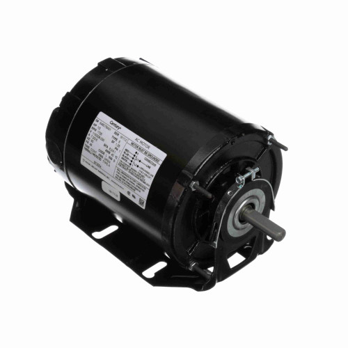 BF2054 Century 1/2 hp 1725 RPM 48 Frame 115/208-230V Belt Drive Furnace Motor Ball Brg Century # BF2054
