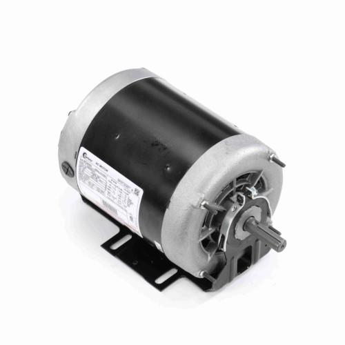 BF2056D Century 1/2 hp 1140 RPM 56 Frame 115/230V Belt Drive Furnace Motor Ball Brg Century # BF2056D