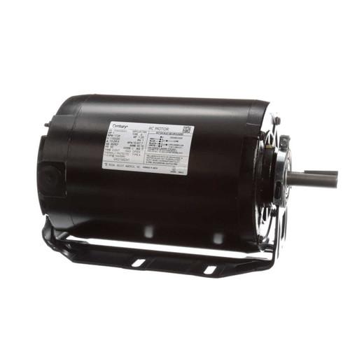 1 hp 1725 RPM 56 Frame 115/230V Belt Drive Blower Motor Century # GK2104DV1