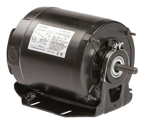 1/4 hp 1725 RPM 48Y Frame 115-208/230V Belt Drive TEAO Blower Motor Century # ARB2024L4