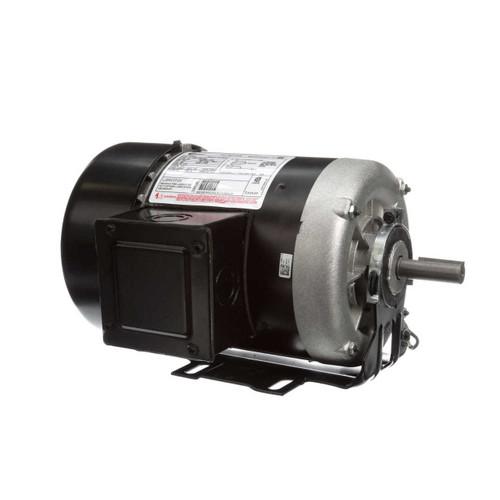 1/4 hp 1140 RPM 56 Frame 115V Belt Drive TEFC Blower Motor Ball Brg Century # F341