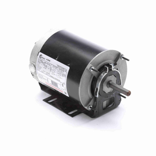 F344V1 Century 1/3 hp 3450 RPM 48Z Frame 115/230V Belt Drive Furnace Motor Century # F344V1