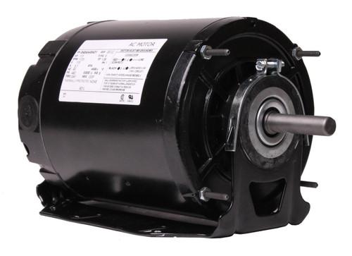 1/3 hp 1725 RPM 48Z Frame 115V Belt Drive Ball Brg Blower Motor Century # 921L