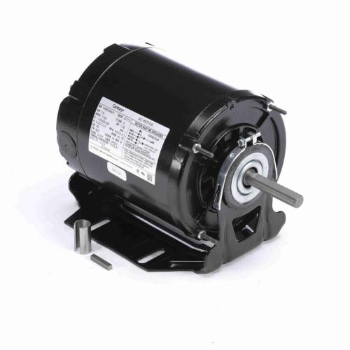 BF2034 Century 1/3 hp 1725 RPM 48 Frame 115/230V Belt Drive Ball Brg Furnace Motor Century # BF2034
