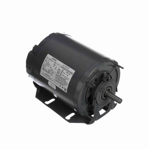 ARB2034L6 Century 1/3 hp 1725 RPM 48 Frame 115/208-230V Belt Drive TEAO Blower Motor Century # ARB2034L6